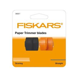 Fiskars High Profile TripleTrack™ Blades - Straight Cutting & Scoring